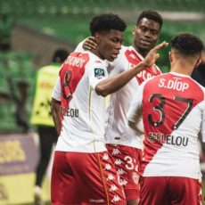 AS Saint-Etienne – AS Monaco : Le résumé vidéo