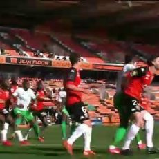 Le résumé vidéo de la rencontre FC Lorient – AS Saint-Etienne
