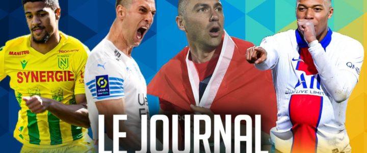 Lille champion de France, pas de C1 pour Lyon, Nantes barragiste, le récap de la 38ème journée de Ligue 1 : le journal du lundi 24 mai