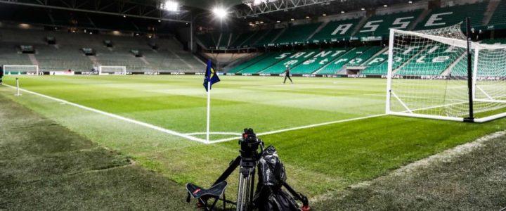Geoffroy-Guichard pourrait accueillir un promu l'an prochain