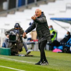 Jorge Sampaoli débriefe la défaite concédée face aux Verts