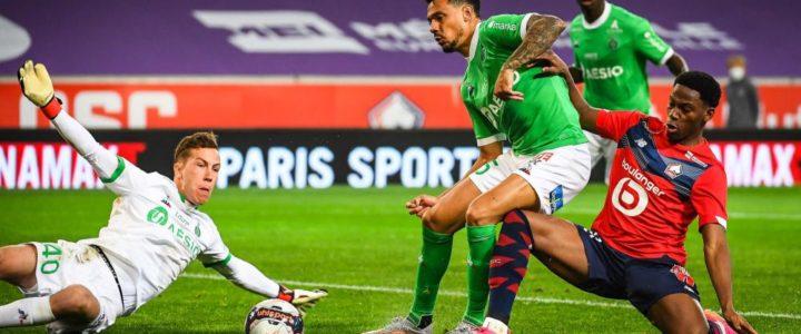 Etienne Green prolonge chez les Verts (officiel)