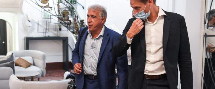 ASSE: Caïazzo fait capoter le rachat des Verts