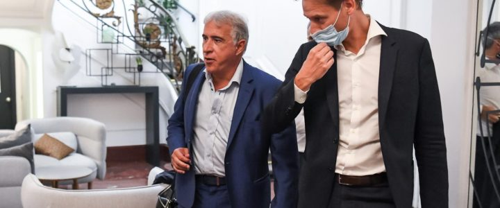 Vente ASSE : Bernard Caïazzo encore accusé