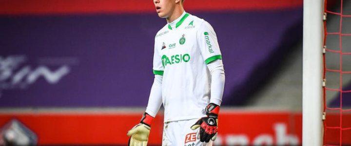 ASSE : Etienne Green futur gardien de l'équipe d'Angleterre ?